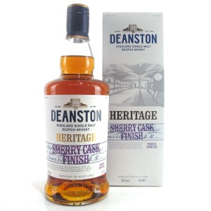 Deanston Heritage Sherry Cask Finish / Taiwan Exclusive
