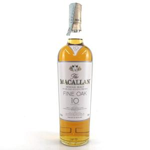 Macallan 10 Year Old Fine Oak