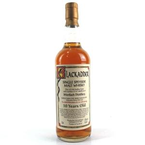 Mortlach 1989 Blackadder 10 Year Old 75cl / US Import