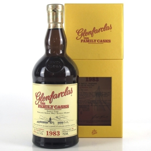 Glenfarclas 1983 Family Cask #30 75cl / US Import