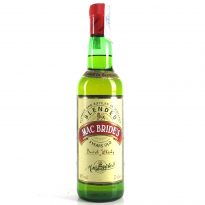 Mac Bride's 3 Year Old Scotch Whisky