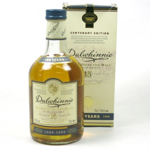 Dalwhinnie 15 Year Old Centenary Edition