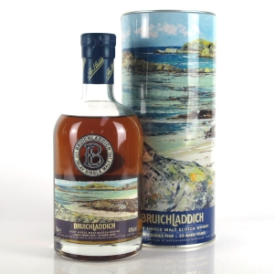 Bruichladdich Legacy Series #5 33 Year Old