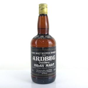 Ardbeg 1965 Cadenhead's 15 Year Old