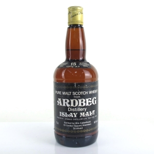 Ardbeg 1965 Cadenhead's 15 Year Old