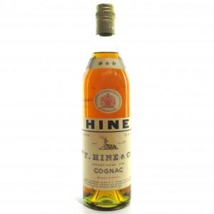 Hine Three Star Cognac 1970s