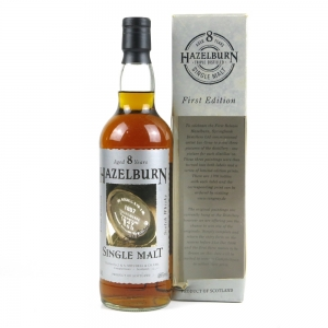 Hazelburn 8 Year Old First Edition 'The Casks'