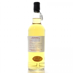 Springbank 2001 Duty Paid Sample 16 Year Old / Refill Bourbon Barrel