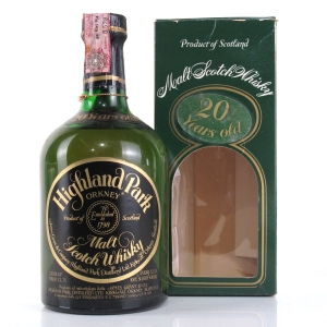 Highland Park 1956 20 Year Old / Ferraretto