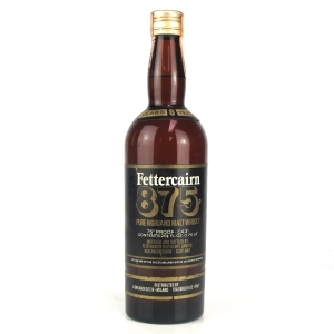 Old Fettercairn 875 8 Year Old 1970s