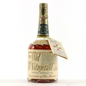 Very Old Fitzgerald 1962 Bonded 8 Year Old 100 Proof Half Pint / Stitzel-Weller