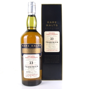 Teaninich 1972 Rare Malt 23 Year Old 75cl / 64.95%