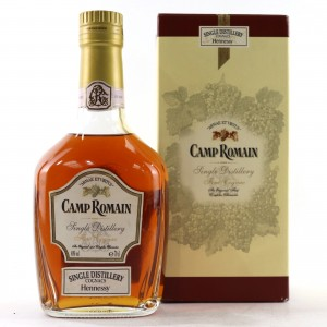 Hennessy Camp Romain Single Distillery