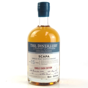 Scapa 2001 Single Cask 15 Year Old Distillery Exclusive