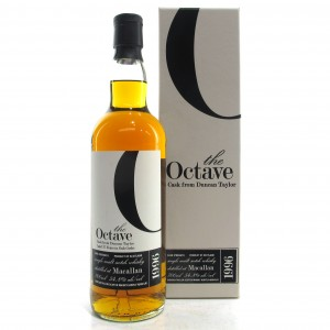 Macallan 1996 Duncan Taylor 17 Year Old / The Octave