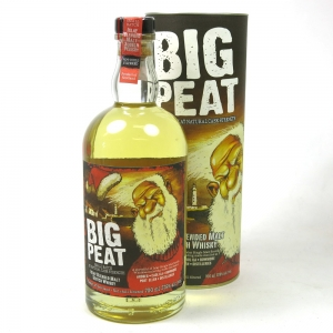 Big Peat Christmas Cask Strength
