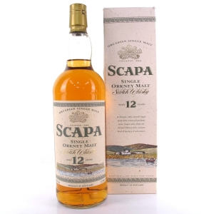 Scapa 12 Year Old 1 Litre