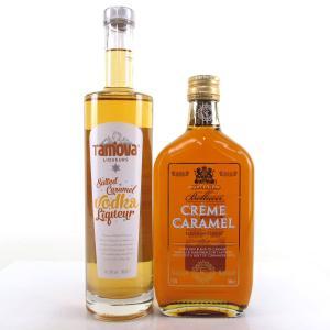 Caramel Liqueur Selection 2 x 50cl