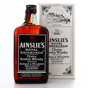 Ainslie's Royal Edinburgh 1970s