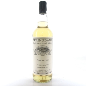 Springbank 1998 Single Cask #389