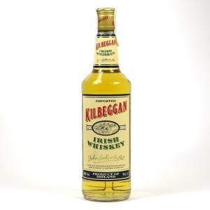 Kilbeggan Irish Whiskey Front