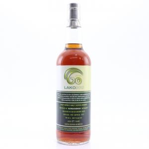 Bunnahabhain 1990 Whisky Agency 21 Year Old / LAKO 2012