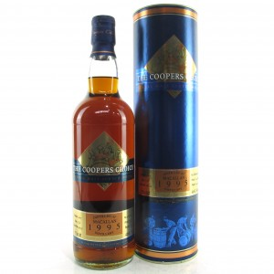 Macallan 1995 The Coopers Choice 13 Year Old