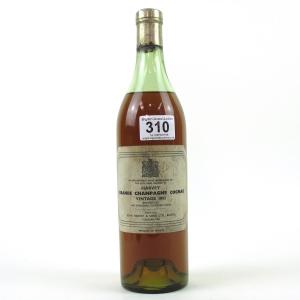 Harvey Grande Champagne Cognac 1893