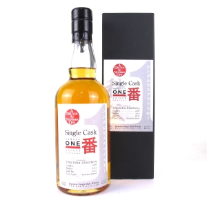 Chichibu 2009 Ichiro's Malt Single Cask #635 / A Decade as Number One