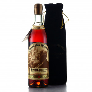 Pappy Van Winkle 23 Year Old Family Reserve 1999 Gold Wax