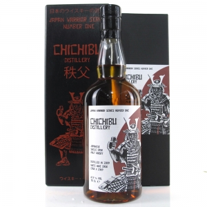 Chichibu 2009 Single Cask #2369 / Warrior Series No. 1
