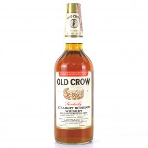 Old Crow Kentucky Straight Bourbon 1960s