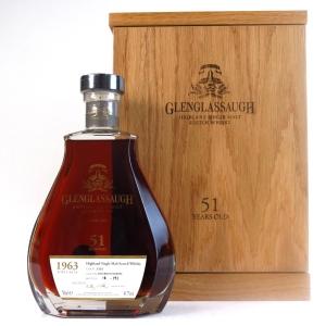 Glenglassaugh 1963 Single Cask 51 Year Old