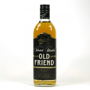 Old Friend Selected Blended 1 Litre Front