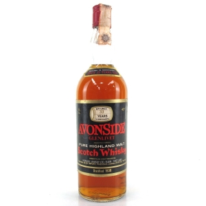 Avonside 1938 Gordon and MacPhail 33 Year Old / Pinerolo​ Import