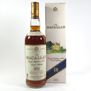 Macallan 18 Year Old 1973