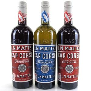 L.N. Mattei Cap Corse Selection 3 x 75cl