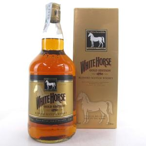 White Horse Gold Edition 1 Litre / Year of The Horse