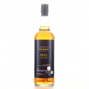 Caperdonich 1972 The Whisky Man 40 Year Old