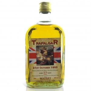 Highland Single Malt 12 Year Old Whisky Connoisseur / Battle of Trafalgar