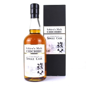 Chichibu 2010 Ichiro's Malt Single Cask #706 / Modern Malt Whisky Market