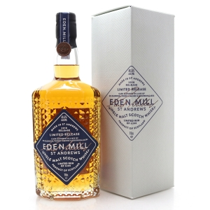 Eden Mill Single Malt 2018 Release