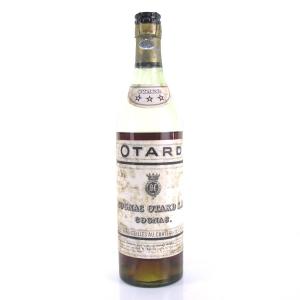 Otard Three Star Special Cognac 1940s