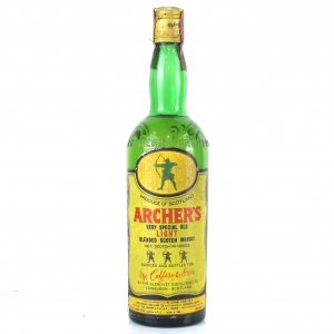 Archer's Very Special Old Light Whisky 1970s