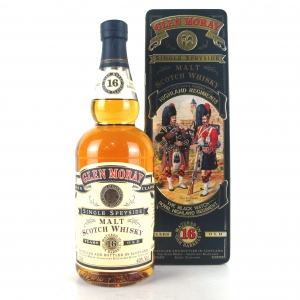 Glen Moray 16 Year Old / Black Watch