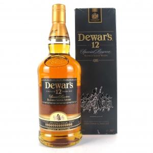 Dewar's 12 Year Old Special Reserve