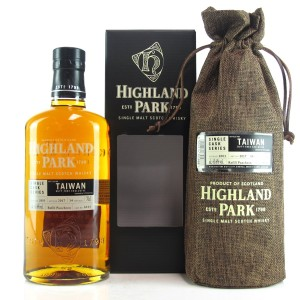 Highland Park 2003 Single Cask 14 Year Old #6311 / Taiwan Duty Free