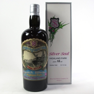 Highland Park 1992 Silver Seal 18 Year Old / 30th Anniversary Collection