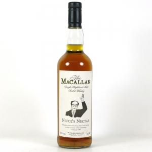 Macallan Nicols Nectar front