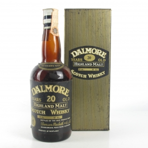 Dalmore 20 Year Old 1960s